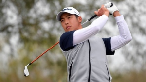 Kang battles back from triple bogey, eagles 18 to win California Q-School