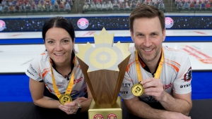 Past Mixed Doubles Champions