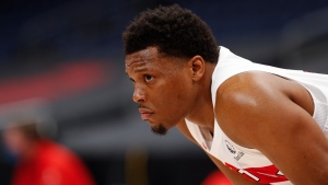 Report: Raptors' Lowry declines to play for Team USA at Tokyo Olympics