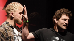 Jake Paul and Ben Askren