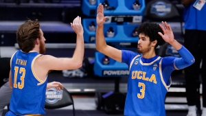 UCLA's Juzang to enter NBA draft but maintain college elgibility