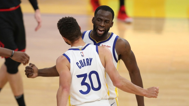 Stephen Curry Returns From Injury As Golden State Warriors Beat Chicago Bulls Tsn Ca