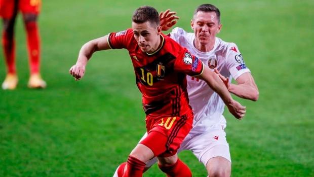 Belgium faces tough task vs. host Russia on TSN