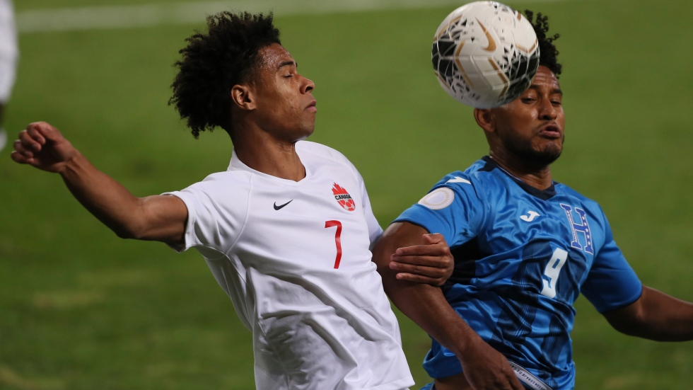 Canadian Buchanan named to the Gold Cup tournament Best 11