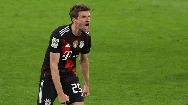Bayern Munich takes major step towards ninth straight Bundesliga title