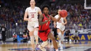 Canada's Pellington says response to NCAA tournament has been overwhelming