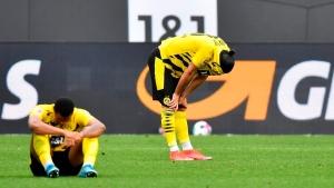 Dortmund doubts return ahead of Manchester City clash