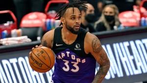 Raptors extend qualifying offers to Trent Jr., de Colo