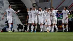 Madrid, Manchester City grab wins in first leg of CL quarters