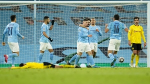 Foden outshines Haaland to give City lead over Dortmund