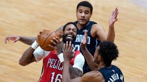 Fantasy NBA Daily Notes - James Johnson making the most of his minutes