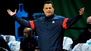 Arizona parts ways with men's basketball coach Miller amid investigation