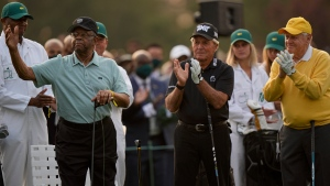 Elder joins Nicklaus, Player to open Masters