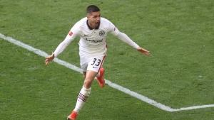 Leipzig signs Portugal forward Silva from Frankfurt
