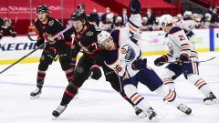 Oilers beat Senators 3-1 to complete nine-game season sweep Article Image 0