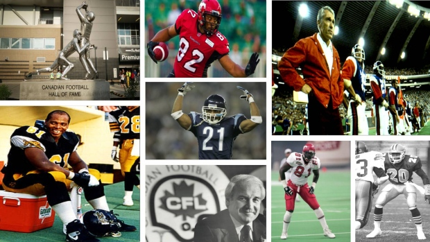 Canadian Football Hall of Fame Class of 2021
