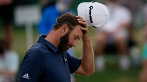 Johnson's Masters reign ends with missed cut