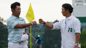 Matsuyama has moving day masterpiece to take Masters lead