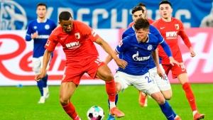 Last-place Schalke beats Augsburg for second win of season