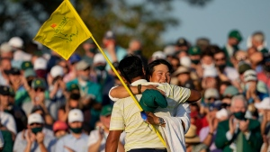 How Matsuyama ended his and Japan's long wait for a Masters champion