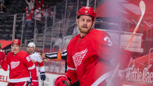 Red Wings send Mantha to Capitals in deadline day blockbuster