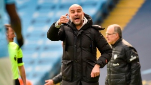 Pep: 'Failure' if City lose in Champions League