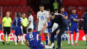 Spectacular volley earns Porto win but Chelsea into CL semis