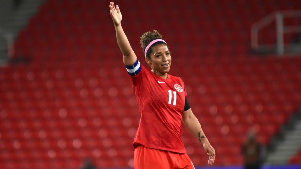 Canadian ladies stay at No. 8 in newest FIFA world rankings – TSN.ca