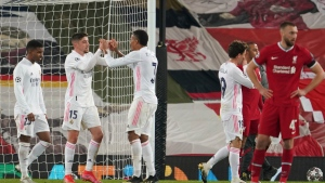 Real Madrid ousts Liverpool, reaches Champions League semis