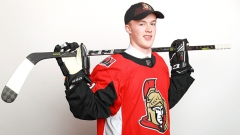 Jacob Bernard-Docker Ottawa Senators