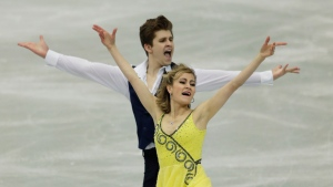 Canada in sixth at World Team Trophy