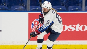 Women's world hockey championship revived in Calgary after pandemic hiatus