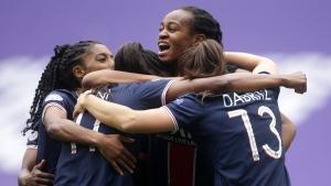 PSG knocks out defending champion Lyon to reach WCL semis