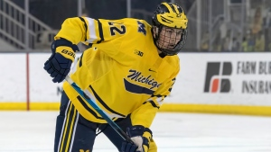 Power, NHL's top prospect, leaning on staying at Michigan