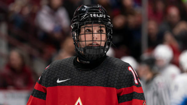 Daoust embracing leadership role on Team Canada