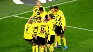 Dortmund beats Union Berlin to keep CL hopes alive