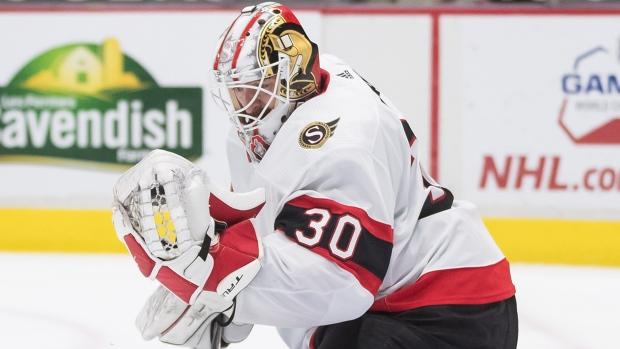 Ice Chips: Murray on ice with Senators