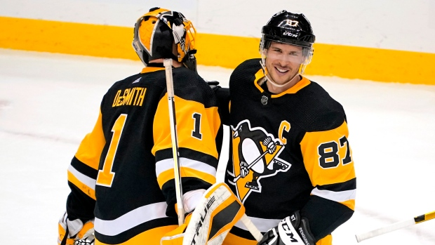 Bryan Rust Pittsburgh Penguins Player Swingman Jersey