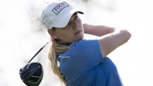 Canadian Maude-Aimee Leblanc finishes second at Symetra Tour event