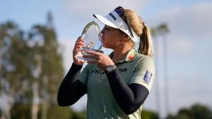 Henderson captures 10th career LPGA title at LA Open