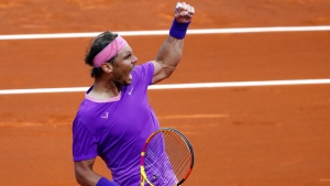 Nadal's magic numbers are 14 and 21