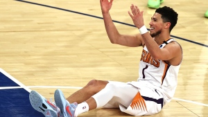Suns Booker determined to join Team USA after NBA Finals