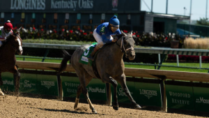 Essential Quality likely to be first gray Kentucky Derby favourite in 25 years