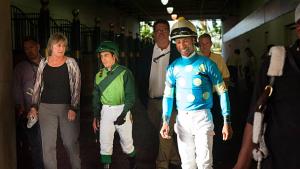 Carmouche to be first Black jockey in Kentucky Derby since '13