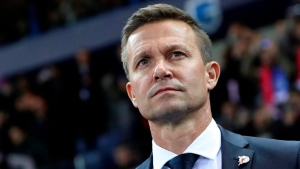 Ex-Montreal coach Marsch to take over at Leipzig