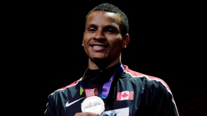De Grasse launches initiative to get Canadian kids out and running