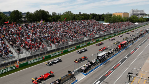 Bell buys F1 Canadian Grand Prix promoter Octane Racing Group Inc.