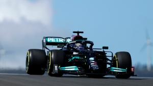 Hamilton fastest in Portuguese GP practice