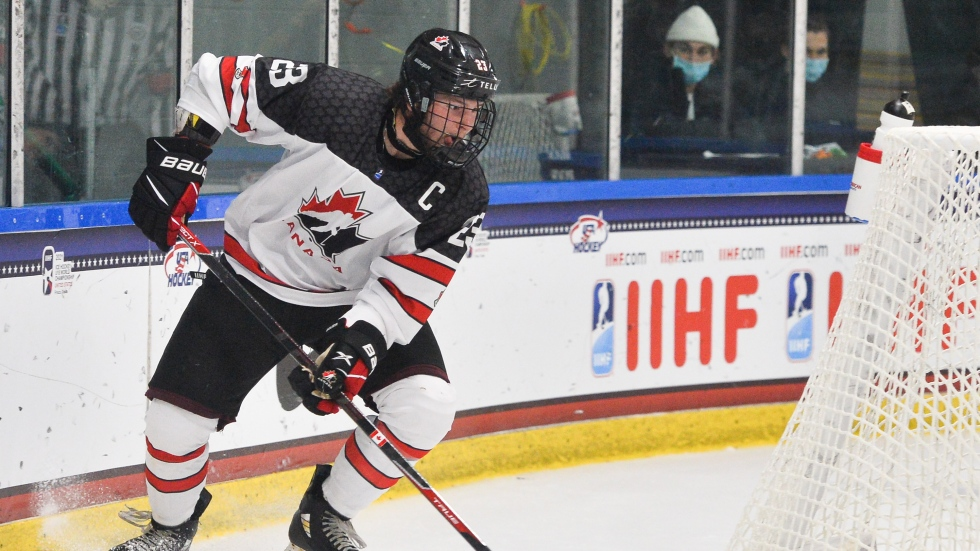 McTavish doesn't want to change much ahead of NHL Draft