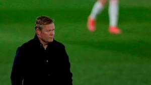 Barcelona to appeal Koeman's suspension
